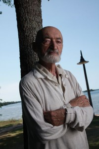 Henry Morgentaler. Photo par David Eisenberg